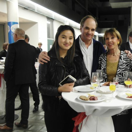 Vatel Switzerland Une table Royale pour les Parents de Vatel Switzerland