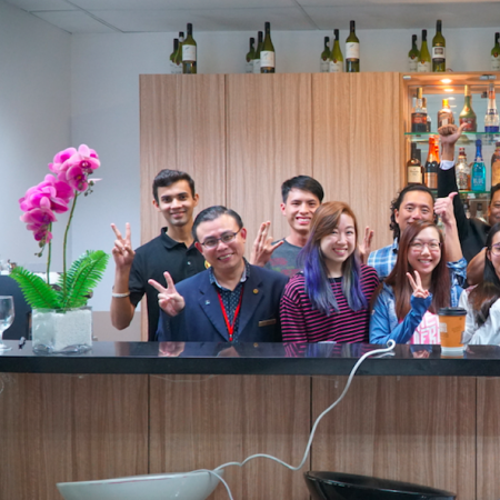 Vatel Singapore Bar Mixology Workshop