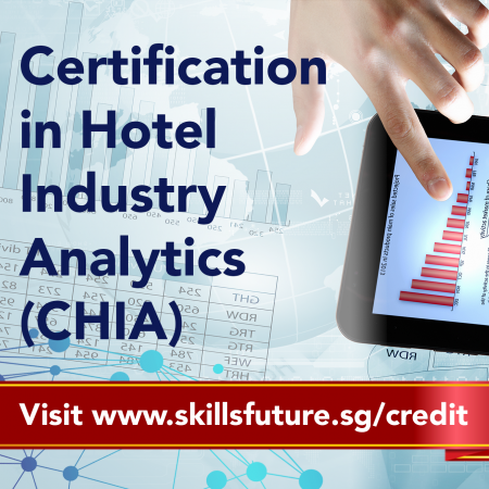 Vatel Singapore Introducing CHIA Cert for working professionals