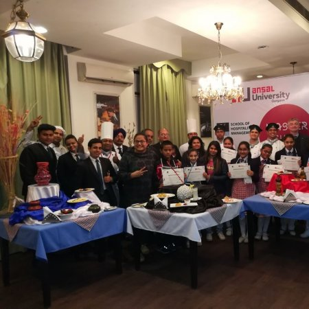 Vatel India (New Delhi) LITTLE CHEFS' WORKSHOP