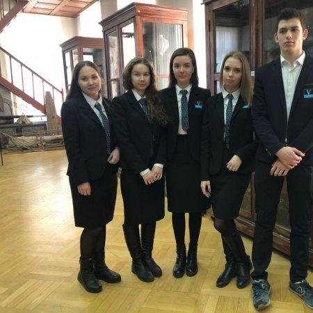 Vatel Россия Экскурсия в Этнографический музей