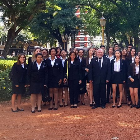 Vatel Argentina Ingreso de clase 2018 - Bachelor Degree in International Hotel Management