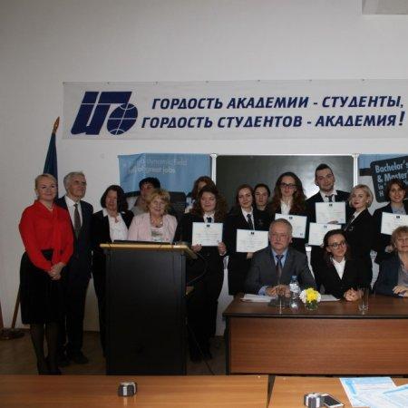 Vatel Россия Выпускница Ватель-РМАТ за свой международный диплом