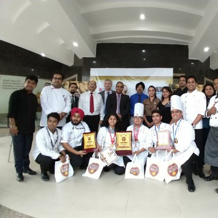 Vatel India (New Delhi) BATTLE OF THE BUDDING CHEFS...