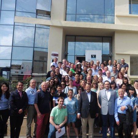 Vatel Argentina Convención internacional del grupo Vatel