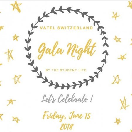 Vatel Switzerland Bow ties, dresses and heels, it's time to rock the GALA!
