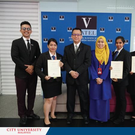 Vatel Kuala Lumpur Dean's List Award