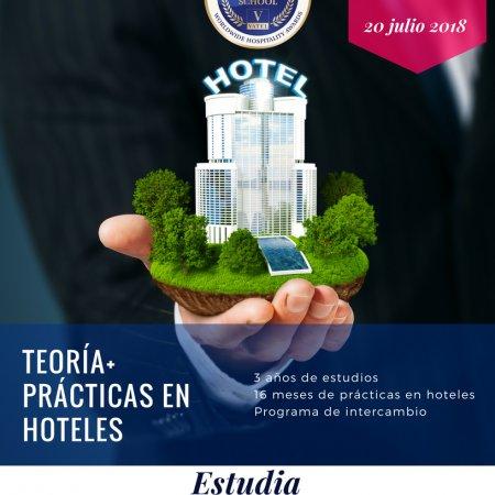 Vatel Madrid ¿Sueñas con ser director de hotel?