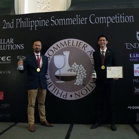 Vatel Manila A test of grace and good taste: Vatel Manila's triumph at the 2nd Philippine Sommelier Competition