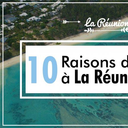 10 raisons d'étudier à La Réunion - Vatel