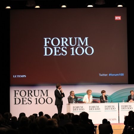 « Le Forum des 100 » & Vatel Switzerland