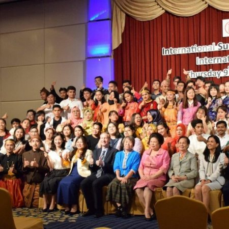 Vatel Bangkok International Summer Programme Closing Ceremony in Thailand