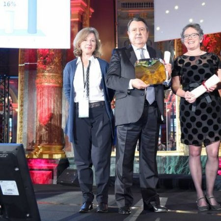 "Vatel receives the ""Best Hospitality Management School"" Award"