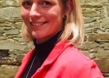 Eloïse DESMOTTES, assistante de direction de l'école Vatel Nantes