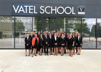 Welcome back to the 7,000 Vatel students from around the world