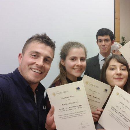 Vatel Россия Победа студентки 1 курса Ватель Москва
