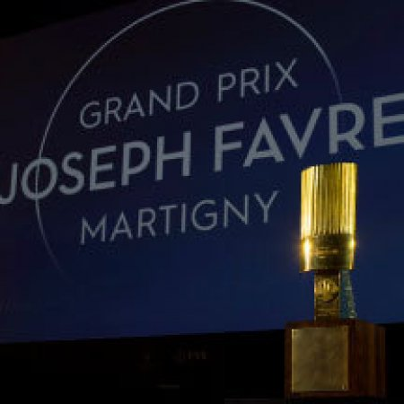 "Vatel students present at the "" Joseph Favre Grand Prix"""