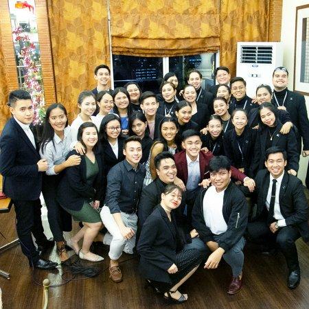 Vatel Manila Ask IHM