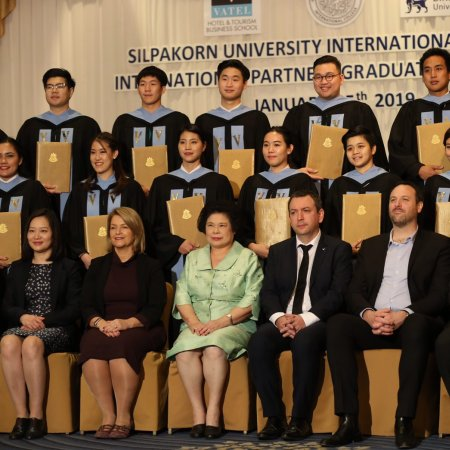 Vatel Bangkok Graduation Ceremony