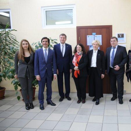 Vatel Россия Официальный визит посла Франции