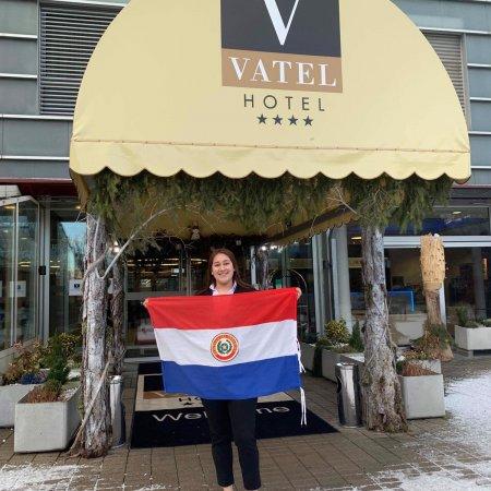 Vatel Paraguay Salma Barreto nos cuenta su experiencia en Suiza