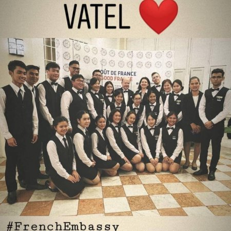 Goût de France / Good France in Thailand - Vatel