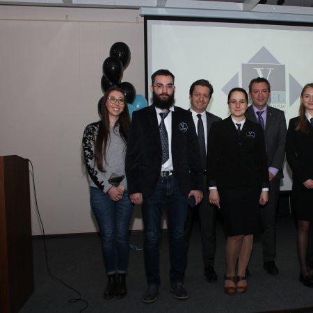 Vatel Россия Блестящая защита международного диплома в Казанском филиале РМАТ!
