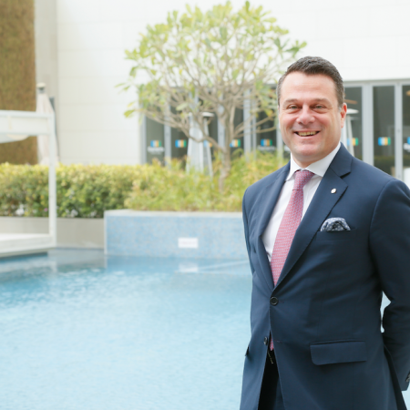 Leaders in Bahrain Hospitality: InterContinental Regency GM Philippp Economou