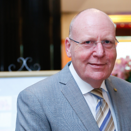 Leaders in Bahrain Hospitality: Sheraton Bahrain GM Thomas Flindt