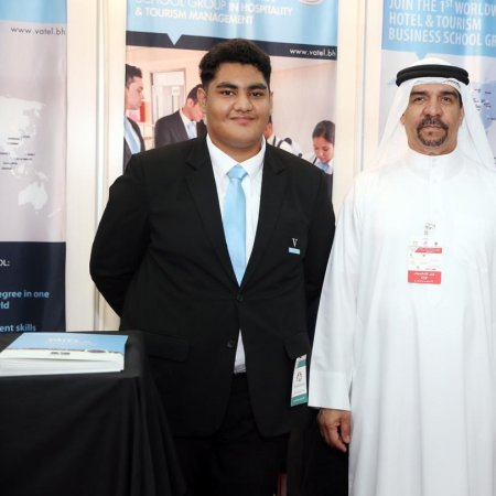 Vatel in Bahrain and the Government of Fujairah signed a M.O.U. to train the next generation of Hospitality leaders!