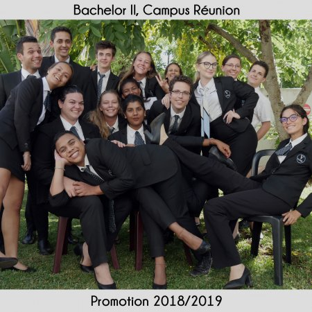 Stages à l'international : les Bachelor II prennent leur envol