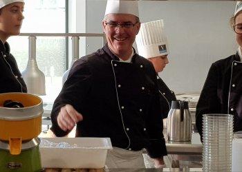 Chef du Café Vatel Nantes