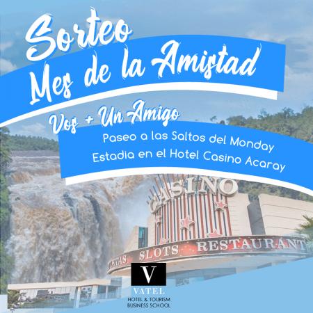 Concurso Ser Vatel Es - Gánate un viaje al Salto del Monday