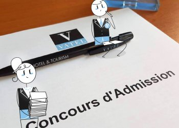 Concours d'admission Vatel, comment s'inscrire ?