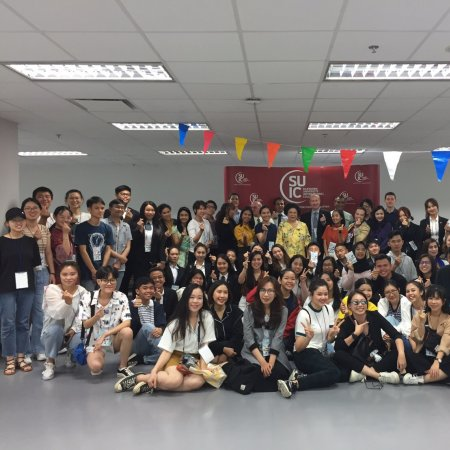 International Summer Programme 2019 in Thailand - Vatel