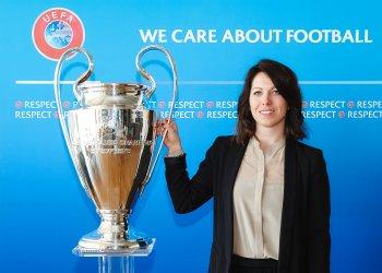 Une Vatélienne dans le foot et l'événementiel