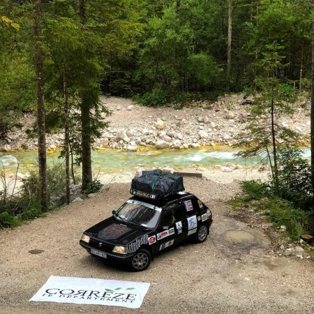 Europ'Raid, the biggest humanitarian cross-country car rally in Europe!