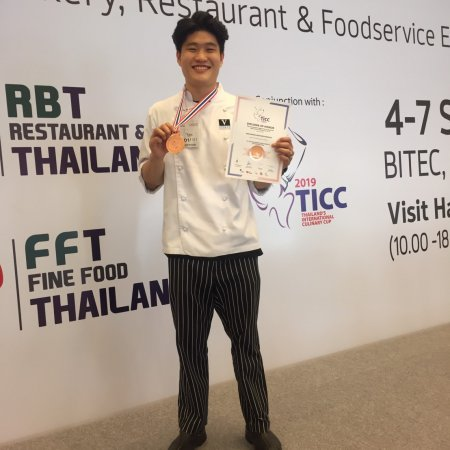 Vatel Students Win International Culinary Medals