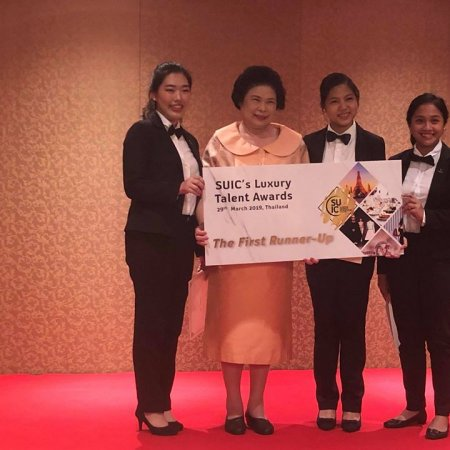 Vatel Manila students bag 2nd place at international Luxury Talent Awards  - Vatel