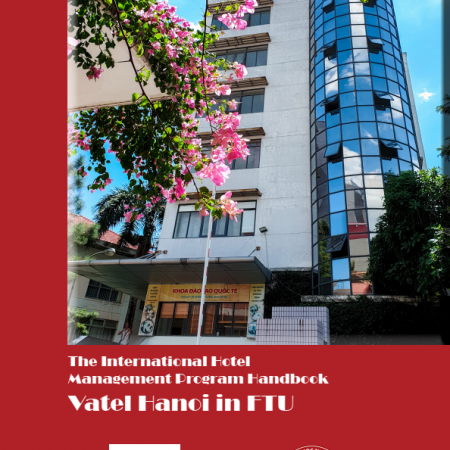 Brochure of Vatel Hanoi (FTU)
