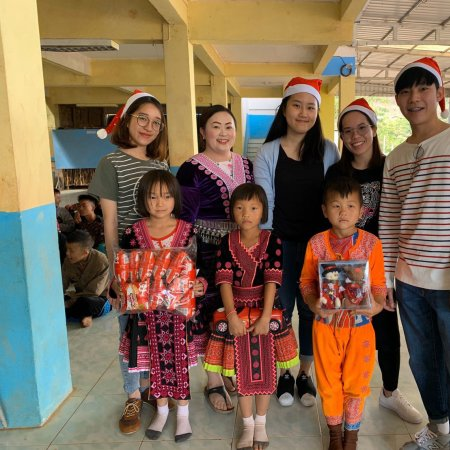 Vatel Thailand's Charitable New Year Trip