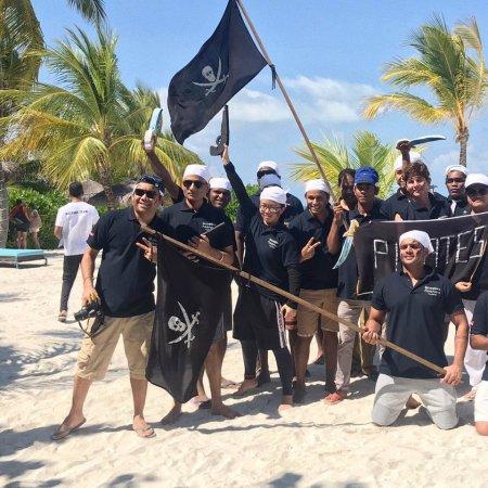Internship experience at Constance Moofushi Maldives