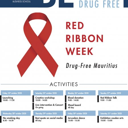 RED RIBBON WEEK - Vatel