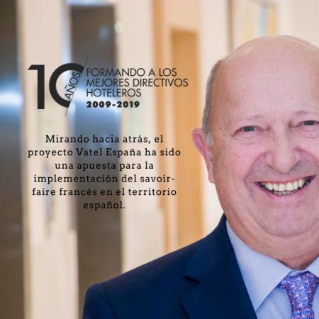 Vatel España, diez años formando a los  Directivos hoteleros del mañana