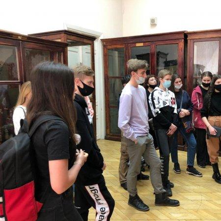 Экскурсия в Этнографический музей Казанского Федерального Университета