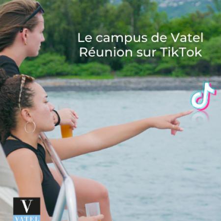Vatel Réunion se lance sur TikTok