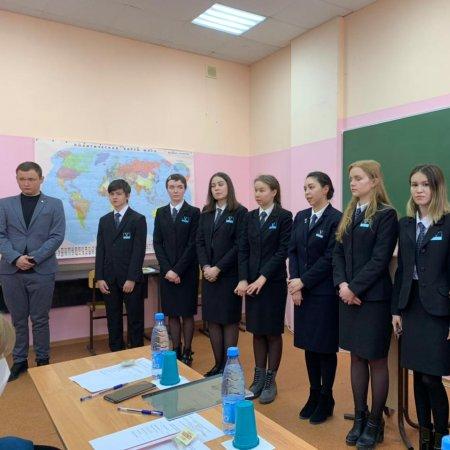 Студенты Vatel-Казань приняли участие в  мероприятии