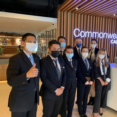 MBA Students visit to the Commonwealth Capital factory