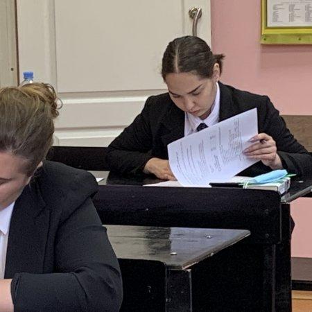 Аттестационный письменный экзамен студентов 4 курса Vatel-Kazan
