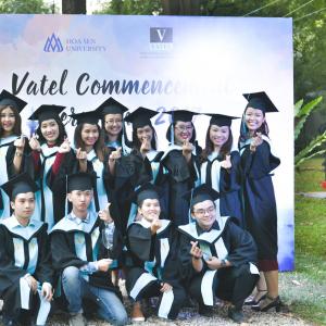 Vatel Việt Nam Commencement Ceremony 2017